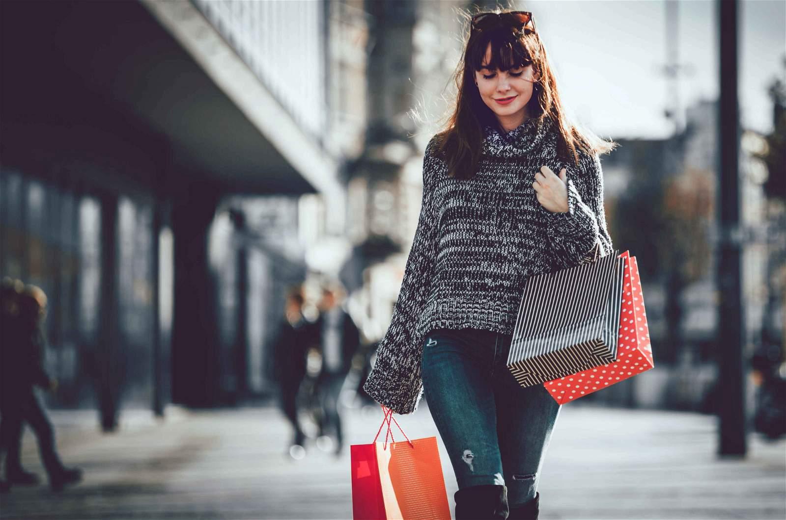 soldes hiver preparation shopping
